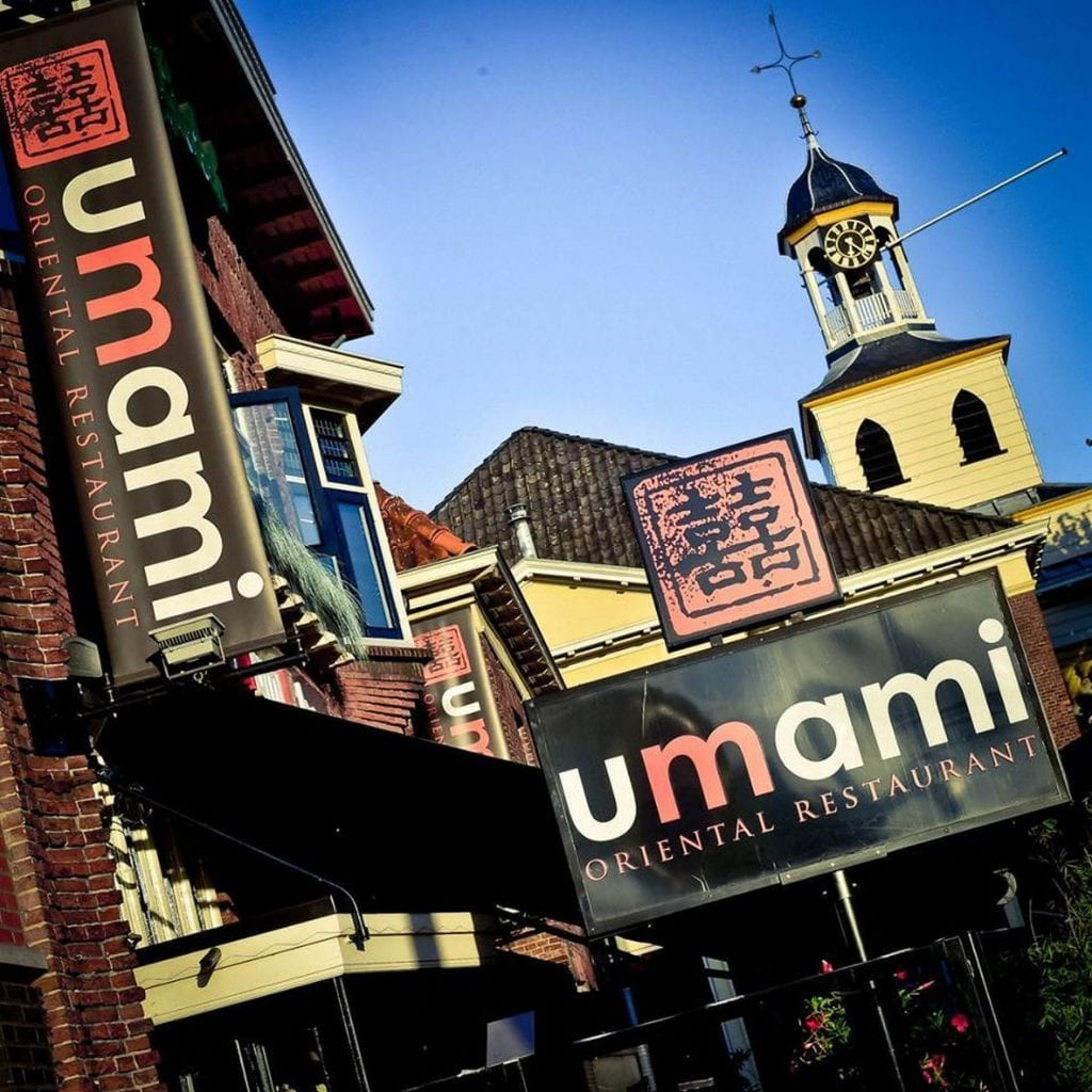 In de spotlight: Oriental restaurant Umami